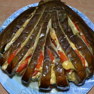Запеченный баклажан | Рецепты с фото