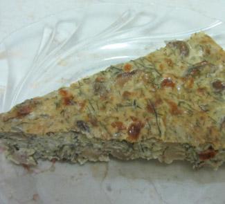 Запеканка из грибов и творога | Рецепты с фото