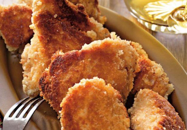 Жареный цыпленок по-мэрилендски | Рецепты с фото