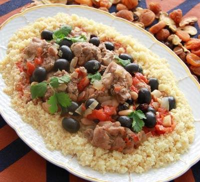 Жаркое по-мароккански | Рецепты с фото