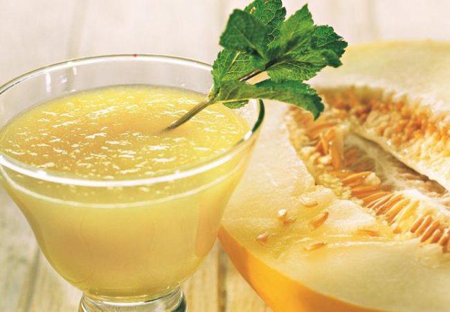 Желтый гаспачо | Рецепты с фото